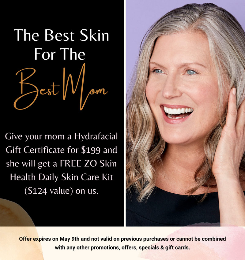 Hydrafacial Mother's Day Special